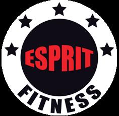 Esprit Fitness Mobile Retina Logo